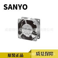 Sanyo直流防水风扇9WS0824H401散热低噪音风机